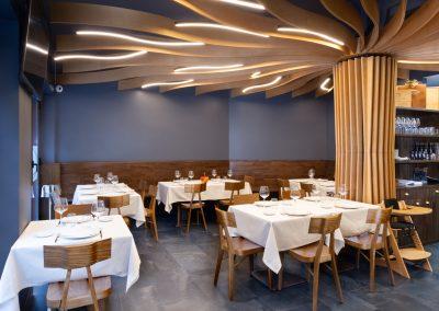 Restaurante en Mieres